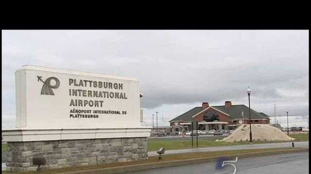 New flights from Plattsburgh to Las Vegas