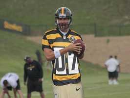 Here's quarterback Ben Roethlisberger.