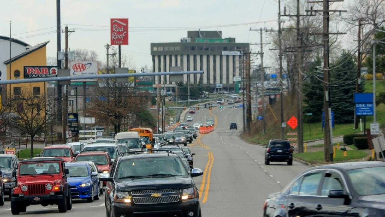 Monroeville - Route 48 - Northern Pike - Traffic - 2012 - 30712941
