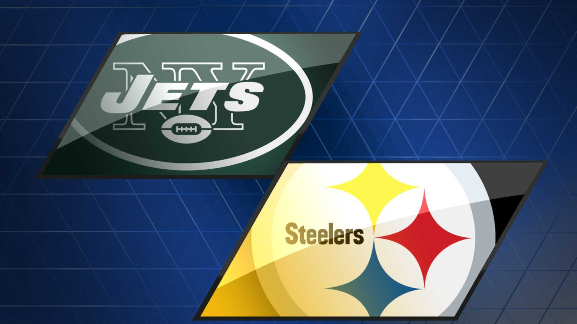 Jets at Steelers