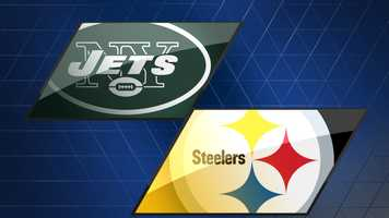 Steelers vs. Jets