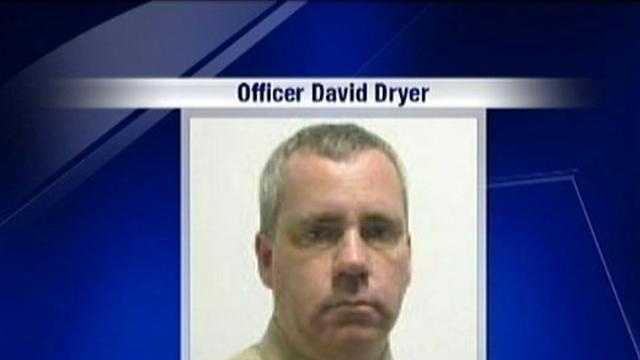 Officer David Dryer
