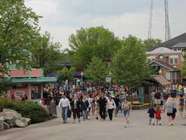 Kennywood opens for the first time this season on May 4, 2013. CLICK HERE for visitor information.