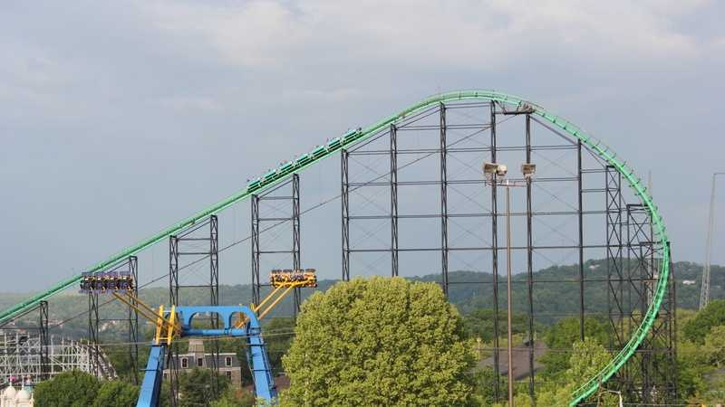 Kennywood Wide Shot