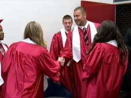 Ben Roethlisberger graduates from Miami University