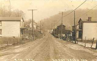 The village was founded in 1860 when Coleman Coal Mine opened.