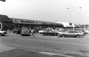 1970 - Miracle Mile Shopping Plaza remains a destination for shoppers.