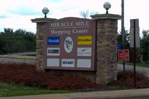 2012 - The Miracle Mile strip mall continues to reinvent itself through the decades.