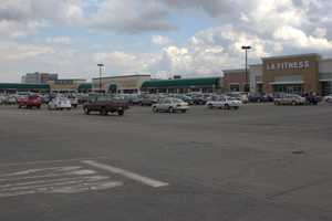 2012 - The shopping center is now home to a Starbucks Coffee shop, an LA Fitness gym and other stores.