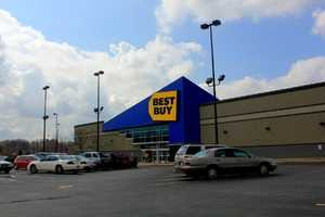 2012 - A Best Buy store now stands in the former spot of the old movie theater on the Monroeville Mall property.