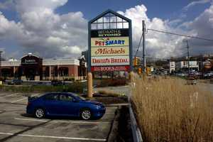 2012 - A strip mall that is now home to stores such as Bed, Bath & Beyond, Michaels and David's Bridal replaced the Holiday House.
