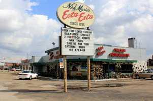 2012 - Nick Marie's Esta Esta restaurant.
