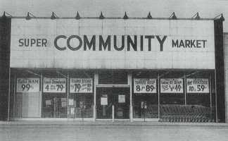 The Community Super Market has roots that date back to the 1920s. The original store was known as Rosenberg's Grocery and General Merchandise store. In 1940, the store moved to a bigger location in the 2600 block of Leechburg Road and became one of the first modern 'supermarkets.'