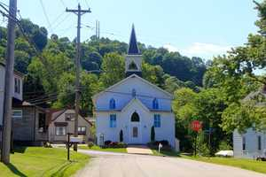 A look at the same church in 2012.