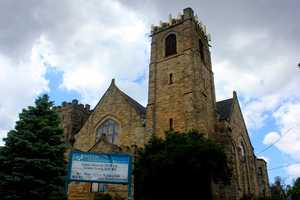 The church continues to stand at one of the busiest intersections in Squirrel Hill.