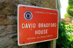 The David Bradford House was declared a National Historic Landmark in 1983.