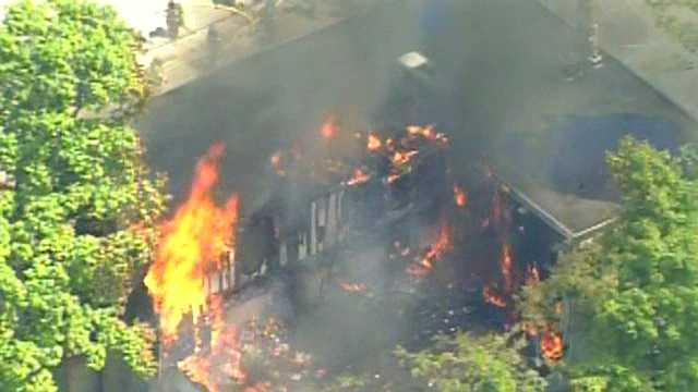 Ross Township fire