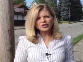 Amber Nicotra reports at the shooting scene in Washington, Pa.