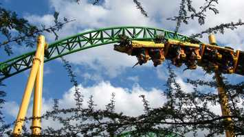 Busch Gardens Tampa Adults: $95Kids: $77