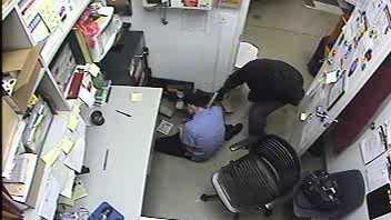 Sheetz robber - surveillance image 3