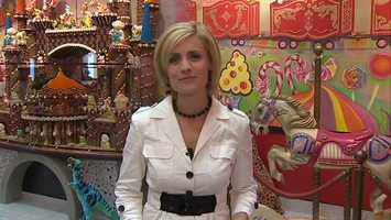 Channel 4 Action News' Janelle Hall reports from Sarris Candies