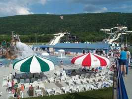 DelGrosso's Amusement Park: Alcoholic beverages are not permitted on park grounds.
