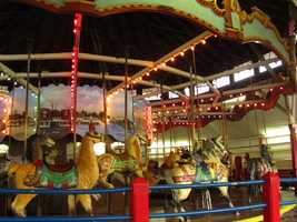 Conneaut Lake Park: Alcohol available in select areas