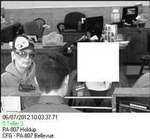 Citizens Bank surveillance