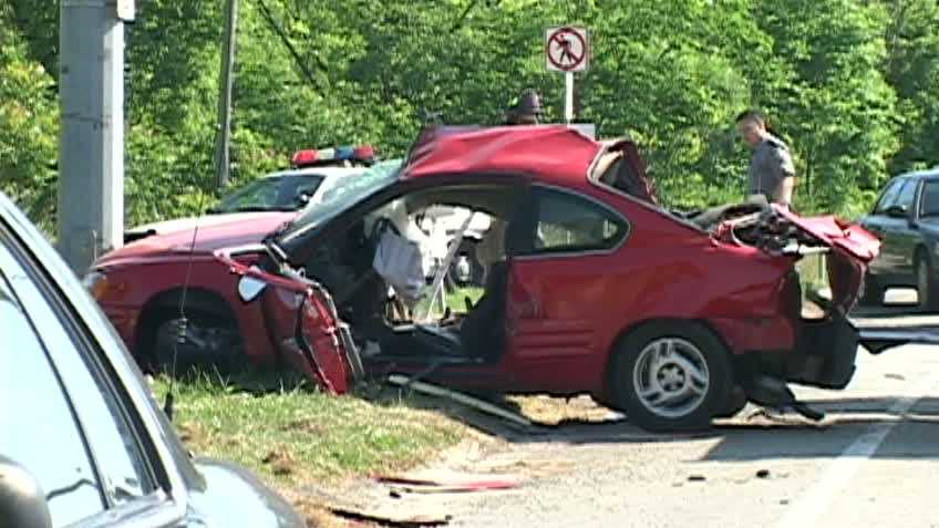German Township accident 01