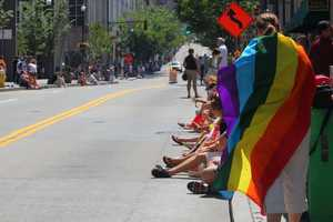 Thousands filled the streets in Downtown Pittsburgh Sunday for the annual Pittsburgh Pride parade.
