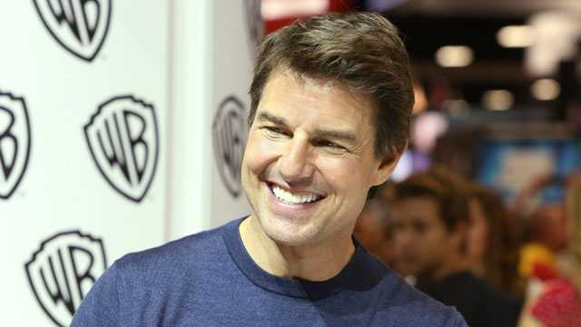 July 3 OTD - Tom Cruise