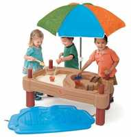 Step 2 Play Sand & Water table