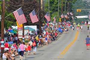 Folks living across Washington County and the surrounding areas spend the first half of their Fourth of July each year at the parade. Some even scout out their spot over a week in advance!