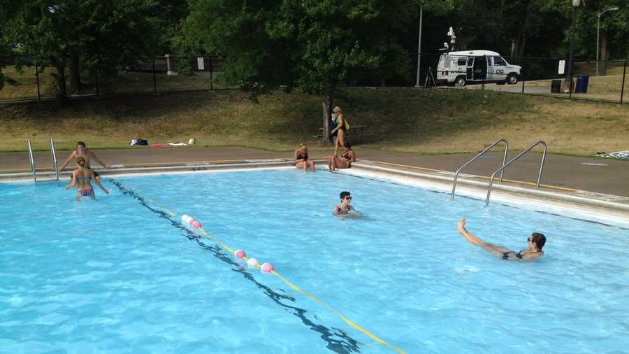 City Pools Almost Ready For Summer County Pools Spray Parks Open Now
