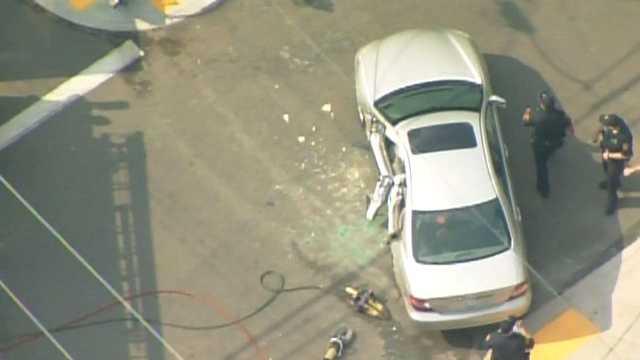 Lawrenceville crash