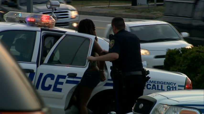 Chuck E. Cheese's arrest