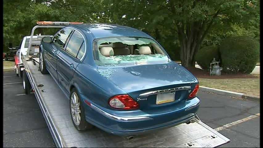 Monroeville car shot