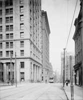 1904 - A look down Fifth Avenue in Downtown Pittsburgh