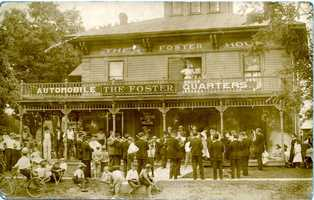 The Foster House