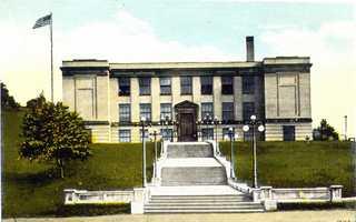 September 1929: Norwin Union High School