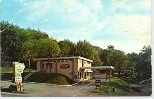 Thompson Terrace Motel on Route 30 east of Irwin