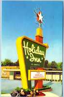 Holiday Inn at Route 30 and the Pennsylvania Turnpike Interchange