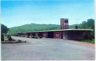 Conley's Motel on Route 30, 1 mile west of the Pennsylvania Turnpike Interchange