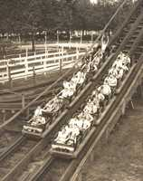 Help us identify this roller coaster ride. Email webstaff@wtae.com to help. Have your own historical Kennywood Park photos you would like to share with us? Email ulocal@wtae.com.