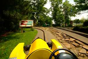 Kennywood decommissioned the Turnpike in 2010, although announced that it would return in the future in a different location.