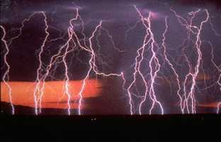 Dozens of people are killed by lightning strikes every year in the United States. Over the past 10 years, an average of 37 people have been killed each year by lightning.