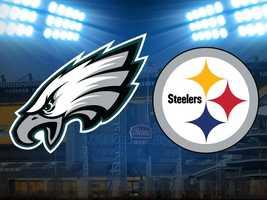 Week 5: Steelers vs. Philadelphia Eagles, Oct. 7. (FINAL: Steelers 16, Eagles 14)