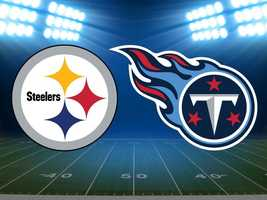 Week 6: Steelers at Tennessee Titans, Oct. 11. (FINAL: Tennessee 26, Pittsburgh 23)
