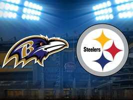 Week 11: Steelers vs. Baltimore Ravens, Nov. 18. (FINAL: Baltimore 13, Pittsburgh 10)