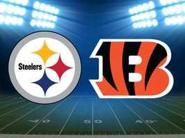 Week 16: Steelers vs. Cincinnati Bengals, Dec. 23. (FINAL: Cincinnati 13, Pittsburgh 10)